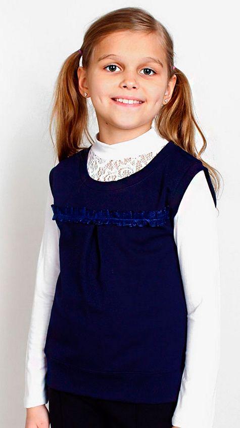 c822953beb1 Школьная форма для девочек (33 фото)  школьные платья