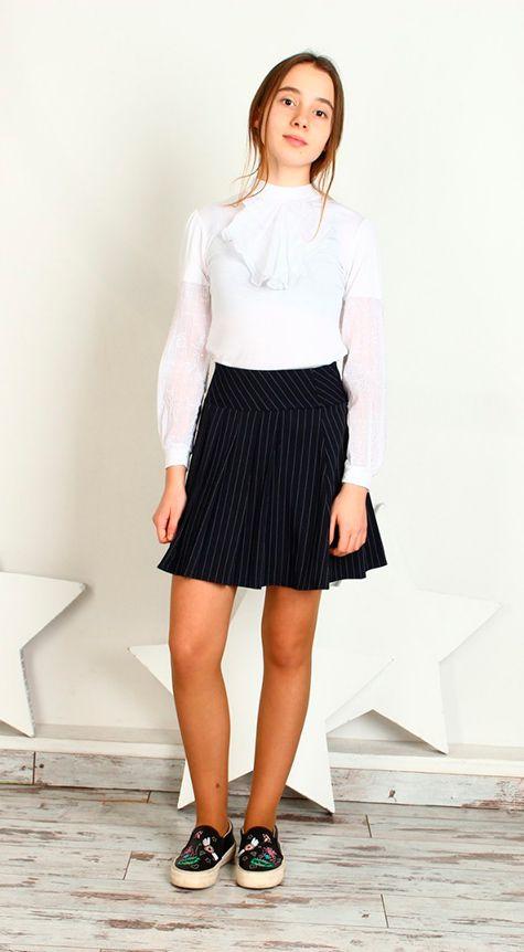 bf27f4c48b3 Школьная форма для девочек (33 фото)  школьные платья
