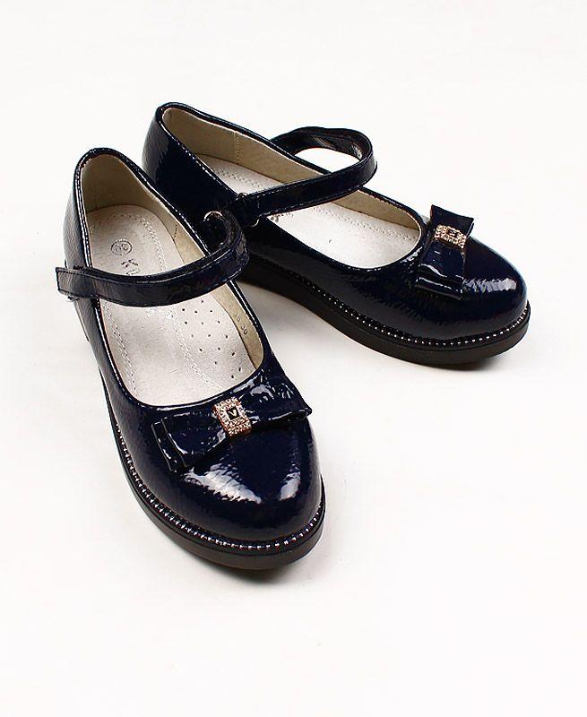 Туфли лаковые для девочки